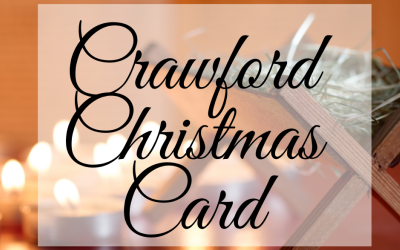 Crawford Christmas Card