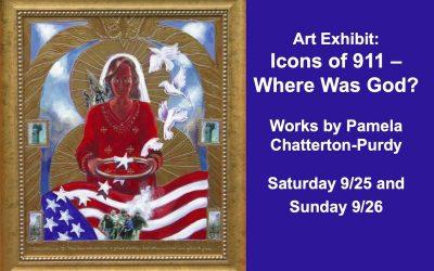 Pamela Chatterton-Purdy Icon Exhibit